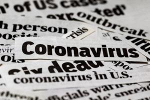 Coronavirus headlines